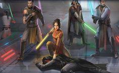 Mit Knights of the Old Republic bewies Bioware vor mehr als zehn Jahren gleich mehrere Dinge. Dass großartige Geschichten in jedem fiktiven Universum ...