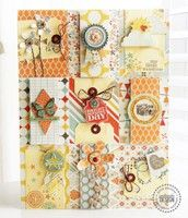 A Project by roree from our Scrapbooking Gallery originally submitted 02/07/12 at 09:53 AM
