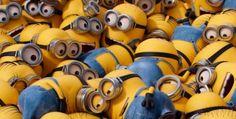 'Minions' competem entre si em novo e divertido curta-metragem