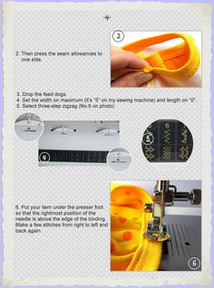 Today I want to share with you the easiest way to make a professional tack on a jersey garment.                               And here you...