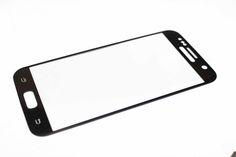 Противоударное стекло для дисплея Samsung Galaxy S7 SM-G930F/FD 3D с загнутыми краями (черный)  Противоударное стекло для дисплея Samsung Galaxy S7 SM-G930F/FD 3D с загнутыми краями (черный)