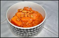 Bataattipata, sweet potato stew