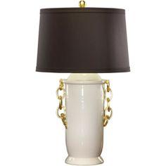 "Bradburn Gallery Home 30"" Chanel Lamp LP-62398"