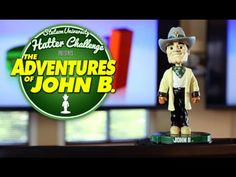 Adventures of John B. - Day 3 - Supporting Stetson students just makes good sense, says John B. The School of Business Administration is a great investment in the future. Join the #HatterChallenge and watch your gift double today! #nodifyouagree #HatterChallengeisoffthecharts  www.stetson.edu/hatter-challenge