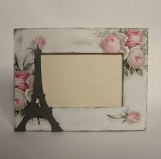 Decoupage, Antique Picture Frames, Pearl And Lace, Scroll Saw Patterns, Frame Crafts, My Favorite Image, Vintage Country, Stencils, Diy And Crafts