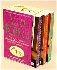Nora Roberts - The Key Trilogy