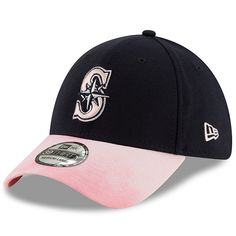 size 40 b6f36 b4e64 Seattle Mariners New Era 2019 Mother s Day 39THIRTY Flex Hat - Navy Pink,  Your