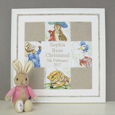 Beatrix Potter – Page 3 – Tuppenny House Designs Modern Pictures, Print Pictures, Handmade Cushions, Bunny Toys, Peter Rabbit, Beatrix Potter, New Chapter, Natural Linen, Gender Neutral