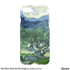 The Olive Trees by Van Gogh iPhone 7 Case