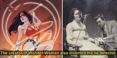 10 Surprising Wonder Woman Facts You Probably Didn't Know #collegehumor #lol