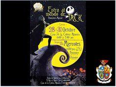 """CIUDAD JUÁREZ. En esta temporada navideña se presentará el evento """"Entra al Mundo de Jack: Gran Musical, Tijuana 2014"""". Se llevará a cabo en la casa de la Cultura de Altamira y también en TJ art & Rock Café. No puedes perdértelo! www.turismoenciudadjuarez.com"""