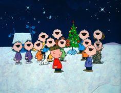 Charlie Brown Christmas.