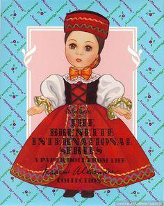 The Brunette / Бумажные куклы / Бэйбики. Куклы фото. Одежда для кукол