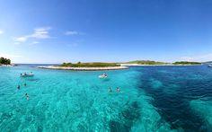Ždrilca   Paklinski islands   Island Hvar