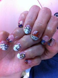 Moomin, Ita-nail. | Tokyo Otaku Mode β