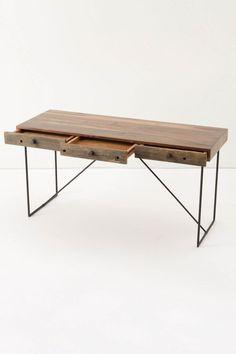 Bodhi Desk via anthropologie.com $798.00
