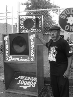 King Stitt and Sir Coxsone Dodd's Downbeat Sound System