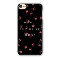Twenty One Pilots Don't Let Me Be Gone 21 Phonecase Cover Case For Apple Ipod 4 Ipod 5 Ipod 6