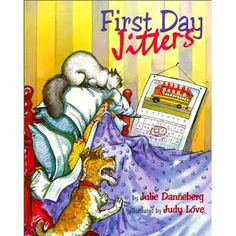 This book will be nice to read because we all have jitters on the first day of school. 5431