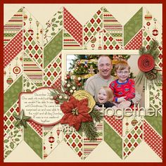 A Project by nikkiARNGwife from our Scrapbooking Gallery originally submitted 12/14/11 at 07:29 AM