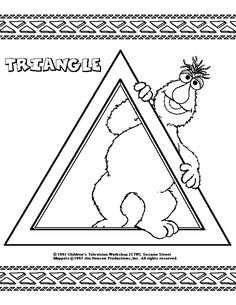 79 Best Sesame Street Coloring Pages for Kids - Updated 2018 Preschool Lessons, Toddler Preschool, Toddler Activities, Colouring Pages, Coloring Pages For Kids, Sesame Street Coloring Pages, Christian Quotes, Inspirational Quotes, How To Get