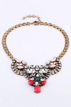 Elegant Short Necklace OASAP.com