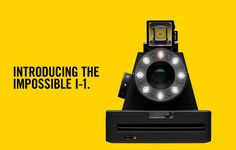 The I-1 is a new camera for Polaroid lovers.