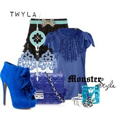 """Monster Style : Twyla"" by missm26 on Polyvore"