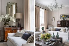 Louise Jones Interiors | A House in Wilton Crescent