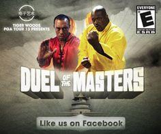 Tiger vs Shaq - Duel Of The Masters - EA Sports. Need I say more!?