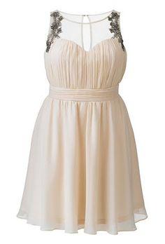 Short Plus-Size Wedding Dresses | Brides.com