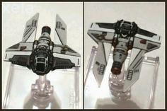 Interceptor M3-A Black Sun repintada por Xela