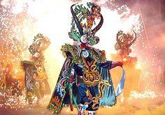 Diablada - carnaval Oruro, Bolivia