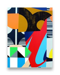 William LaChance abstract painting