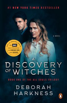 A Discovery of Witches (Movie Tie-In): A Novel (All Souls Trilogy) by Deborah Harkness - Penguin Books Book Of Life, The Book, Best Historical Fiction Books, Good Books, Books To Read, Deborah Harkness, I Am Number Four, A Discovery Of Witches, Young Adult Fiction