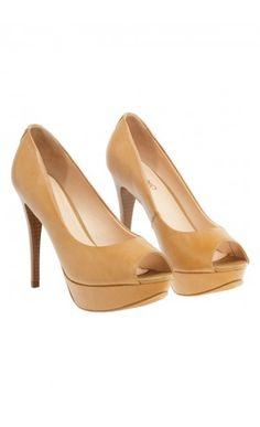 Zapatos 14276501 camel