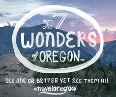 The Seven Wonders of Oregon.