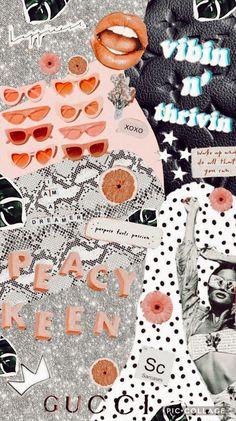 VSCO Aesthetic Collage Wallpaper by jogradydesign Wallpapers Ipad, Iphone Wallpaper Vsco, Homescreen Wallpaper, Iphone Background Wallpaper, Pretty Wallpapers, Cute Iphone Wallpaper Tumblr, Wallpaper Collage, Cute Patterns Wallpaper, Aesthetic Pastel Wallpaper