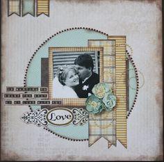 LOVE IS.... - Scrapbook.com
