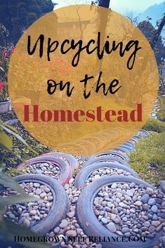 Upcycling on the homestead - be green, and save money! Upcycling on the Homestead - be green and save money! Read this post to find out what you can reuse and repurpose on the homestead to save money. Off Grid Homestead, Homestead Farm, Homestead Survival, Survival Skills, Homestead Living, Survival Hacks, Emergency Preparedness, Survival Videos, Backyard Farming