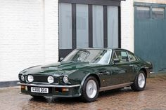 1989 Aston Martin V8 Vantage X-Pack Coupe | Cars for sale | FISKENS
