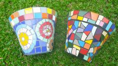 Trabalhos em Mosaico: Mosaicos
