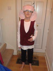 BFG costume  sc 1 st  Pinterest & The 69 best World Book Day Ideas images on Pinterest | Costumes ...