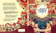 The Best American Comics 2008. Edited by Lynda Barry, Jessica Abel, and Matt Madden.  Boston, MA: Houghton Mifflin Harcourt, 2008.