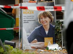 """The Mayor of Cologne said today that women should adopt a """"code of conduct"""" to prevent future assault at a crisis meeting following the sexual attack of women by 1000 men on New Year's eve. Mayor Henriette Reker attended an emergency meeting with Chief of Police Wolfgang Albers and Wolfgang Wurm to discuss how to deal with the attack, where dozens of women were repeatedly touched and groped, with one case of alleged rape in the center of town."""