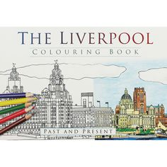 Want: The Liverpool Colouring Book