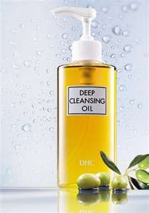 DHC cleansing oil. I know its weird to clean your face with oil, but it works!!!
