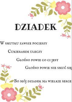 12 plakatów na Dzień Babci i Dziadka | Motheratorka