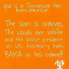 GO BIG ORANGE!!!!!