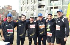 Grupo OKSOFAS en la Maratón de #Terrassa #marato #running
